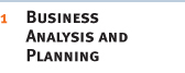 Business analysis and planning
